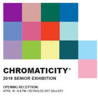 Chromaticity: Senior Exhibition