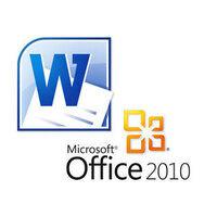 Advanced Microsoft Word 2010