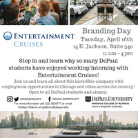Entertainment Cruises Branding Day