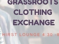 Grassroots Clothing Exchange