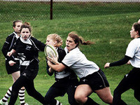 Rugby-Women's Battle for the Border