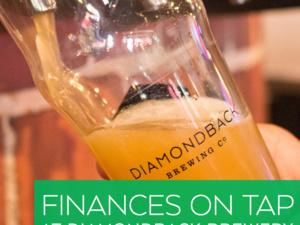 Finances on Tap