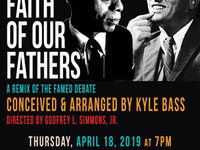 Bethe 04/18/19 Debate at the State: Baldwin vs. Buckley: The Faith of Our Fathers with Active Citizen Alice