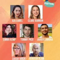 IC New Voices Literary Festival Short Short Reading