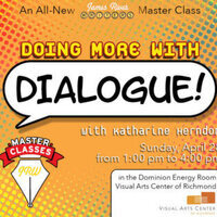 Master Class: Doing More with Dialogue with Katharine Herndon