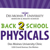 Back to School Physicals 2019