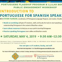 Portuguese Workshop for Spanish Speakers