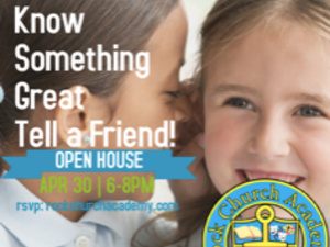 Rock Church Academy Open House