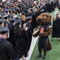 Grads Give Back