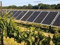 Seventh Annual Solar Winery Tour