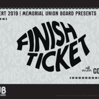 Spring Concert: Finish Ticket