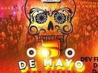 Cinco de Mayo: Day Fiesta - Latin/Hip-Hop