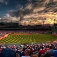 Alumni Night at the Red Sox
