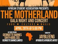 African Gala Night
