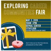 Exploring Career Communities Fair
