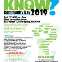 AAHP Community Day 2019