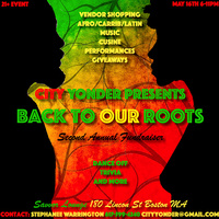 City Yonder Presents: The Second Annual Fundraiser: BACK TO OUR ROOTS