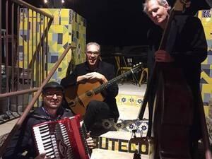 Eddie Owen Presents: Matthew Kaminski's Gypsy Jazz Fellowship