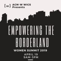 Empowering the Borderland Women Summit 2019