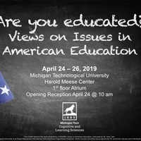 Are you educated? Views on issues in American Education