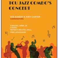 Ensemble Concert Series: Jazz Combos Concert-CANCELLED