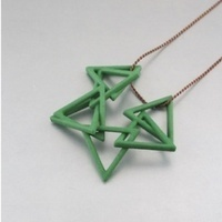 3D Printer Class: Make geometric jewelry