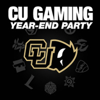 CU Gaming Year-end Party