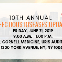 10th Annual Infectious Diseases Update 2019