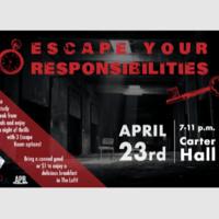 Escape Your Responsibilities