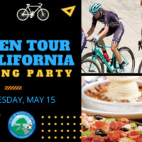 Amgen Tour of California Viewing Party