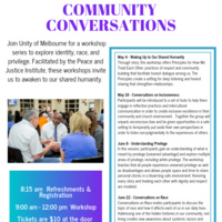 Community Conversations: Conversation on Inclusiveness