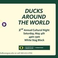 UO Portland Cultural Night