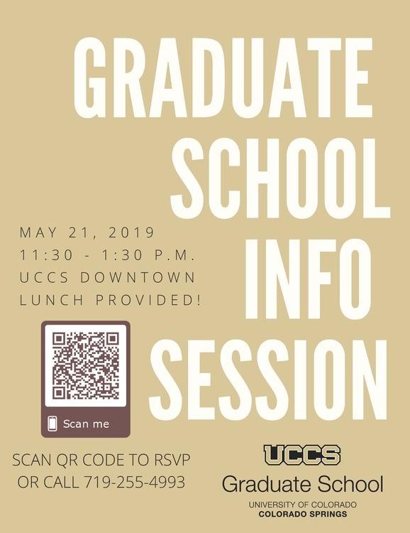 Graduate School Info Session