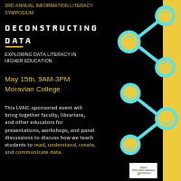 Register now for the 3rd Annual LVAIC Information Literacy Symposium: Deconstructing Data | LTS