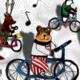 Cruiser Bike Scavenger Hunt