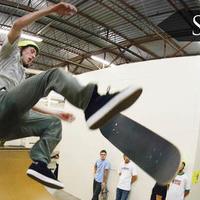 Skate Park Vintage Pop-Up