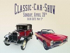 Classic Car Show!