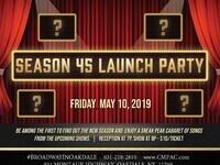 CMPAC Presents: The Season 45 Launch Party in The Noel S. Ruiz Theatre