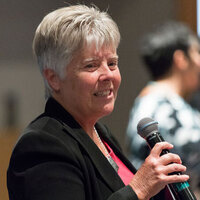Retirement celebration in honor of Nancy Pringle's years of service to Ithaca College