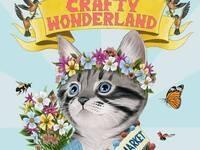 Crafty Wonderland Spring Art + Craft Market