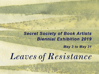 Leaves of Resistance Exhibit & Walt Whitman Reading