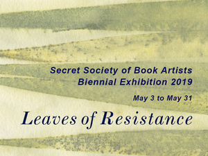 Leaves of Resistance Exhibit & Walt Whitman Reading
