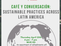 Café y Conversación: Sustainable Practices Across Latin America