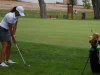 Women's Golf at RMAC Championships