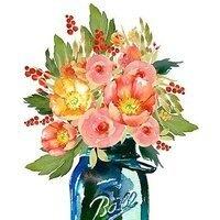 De-Stress Week: Spring Bouquet Making