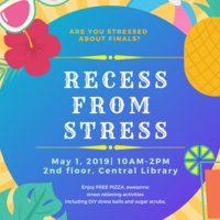 Recess from Stress