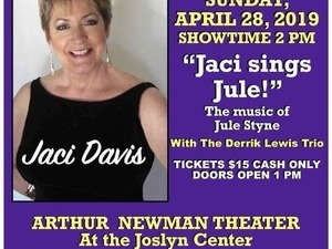 Jaci Davis in Jaci Sings Jule - The Music Of Jule Styne