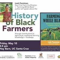 Farming While Black - a book talk by author Leah Penniman