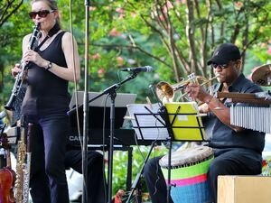 Jazz in the Alley: Unknown Lyric with Bonus Block Party