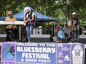 Bluesberry Beer & Music Festival